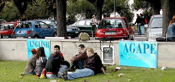 Agape Italia2006