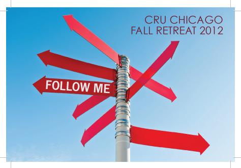 Chicago Fall Retreat Postcard