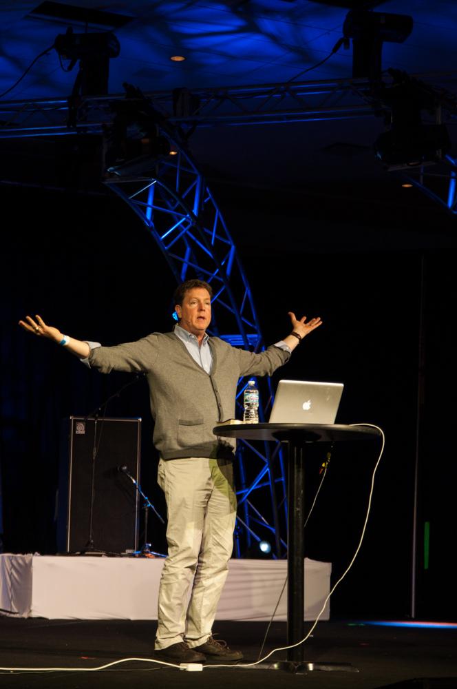 speaker Tim Elmore
